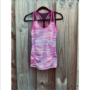 Ideology Multicolor Tank Top XS